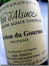 Edelzwicker Wine