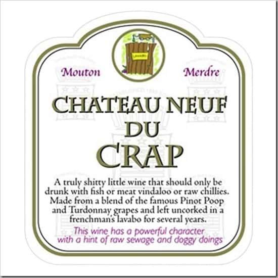 Chateauneuf de Crap