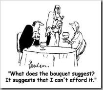 Ordering Wine