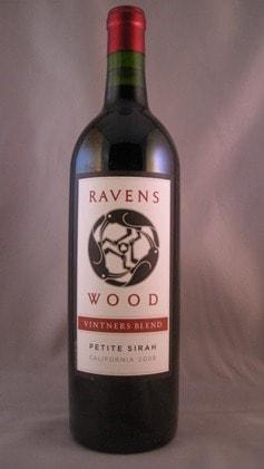 Ravenwood Vintners Blend Petite Sirah