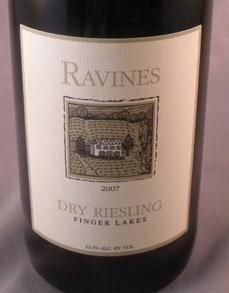 Ravines Dry Riesling