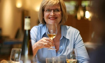 Jancis Robinson - She's English and she knows a lot about wine. What more do you need?