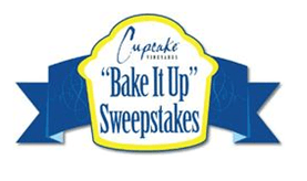 Bake It Up Sweepstakes by Cupcake Vineyards