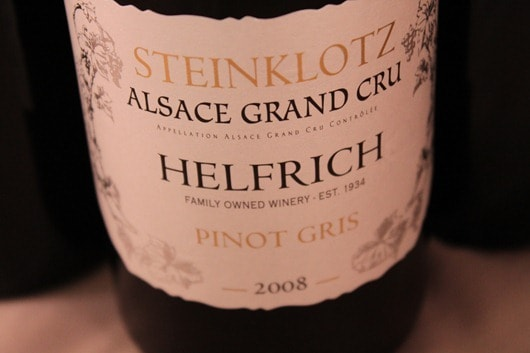 Helfrich Alsace Grand Cru Pinot Gris