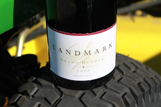 Landmark Vineyards Grand Detour Pinot Noir