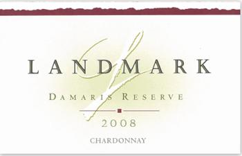 Landmark Damaris Reserve Chardonnay
