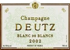 Blanc de Blancs Champagne