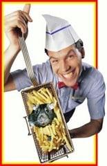 Fast Food Rat