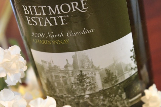Biltmore Estate North Carolina Chardonnay 2008