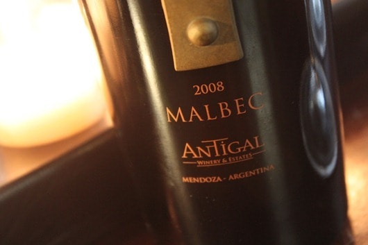 Antigal Uno Malbec Mendoza 2008