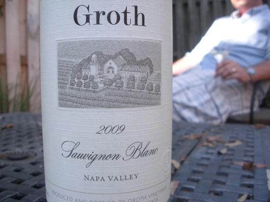 Groth Sauvignon Blanc 2009