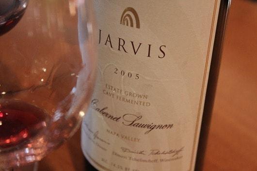 Jarvis Cabernet Sauvignon Napa 2005