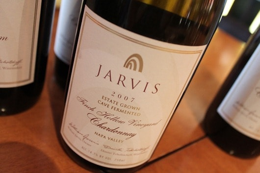 Jarvis Finch Hollow Vineyard Chardonnay Napa 2007