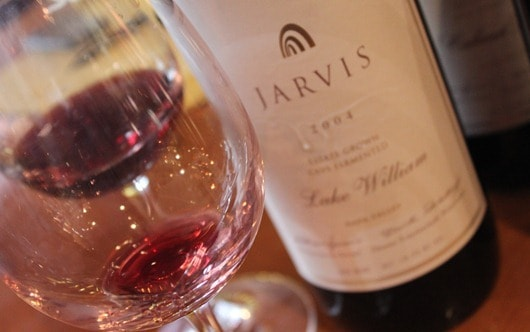 Jarvis Lake William Napa 2004