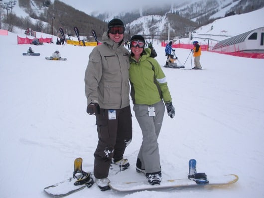 Kris and Denise Chislett - Park City Utah