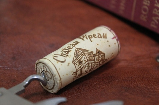 Chateau Pipeau Cork