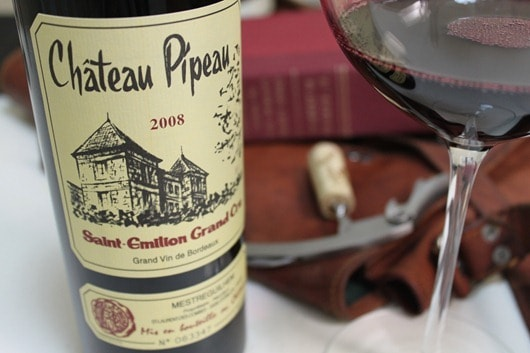 Chateau Pipeau St Emilion Grand Cru 2008