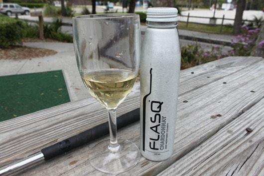 Flasq Chardonnay Monterey County