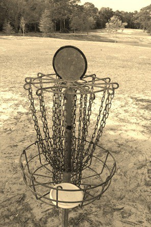 Frisbee Gold at Ed Austin Park, Jacksonvillle