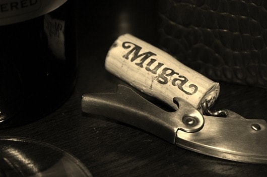 Muga Rioja Cork