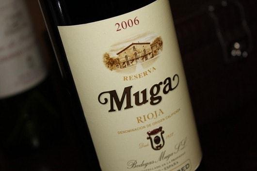 Muga Rioja Reserva 2006.