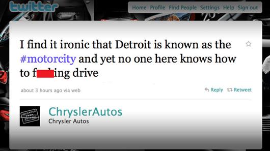 Chrysler-Twitter
