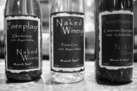 Classy wine!