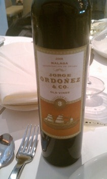 Jorge Ordonez Old Vines Moscatel