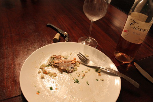 Salmon with Thai Rice Salad - All gone!