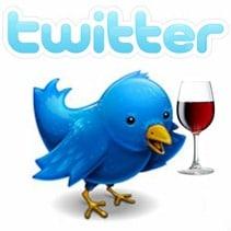 Twitter Bird Wino