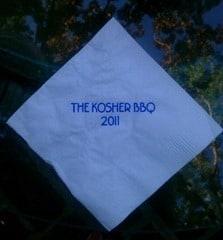 Underwood Jewelers Kosher BBQ 2011