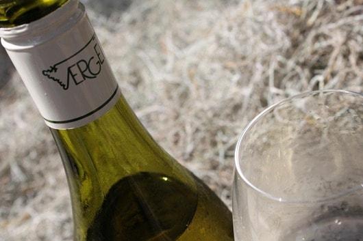 "Verget Bourgogne ""Terriors de Cote d'Or"" Chardonnay."