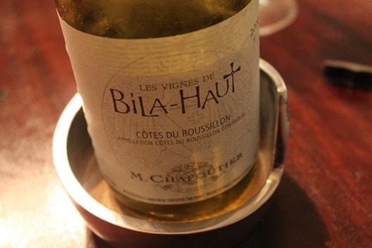 Chapoutier Bila-Haut Cotes du Roussillon Blanc