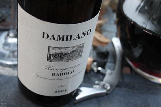Damilano Lecinquevigne Barolo 2004