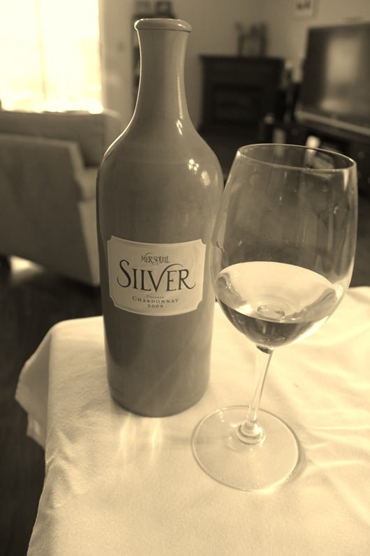 Mer Soleil Silver Chardonnay - Ceramic Bottle Edition
