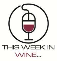 This week in wine...