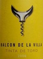 Tinta Wine Label
