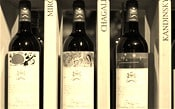 Bordeaux in China. If they could make it themslves they would, and for half the price!