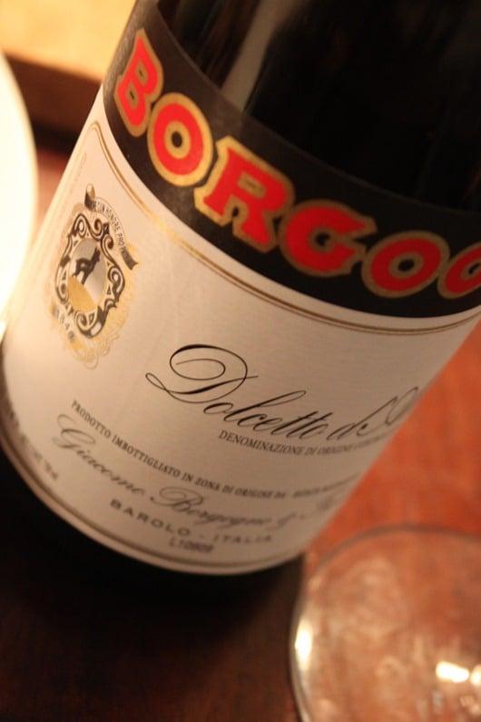 Borgogno Dolcetto d'Alba 2007