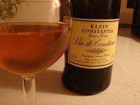 Constantia  - Vin de Constance