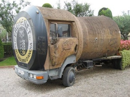 Cork Truck