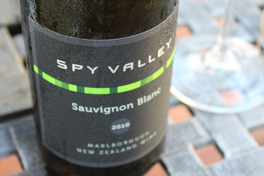 Spy Valley - Sweating!