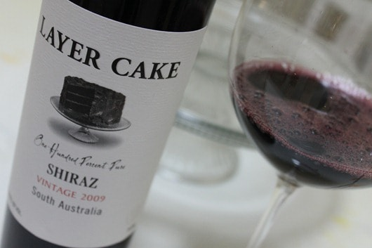 Layer Cake Shiraz, South Australia