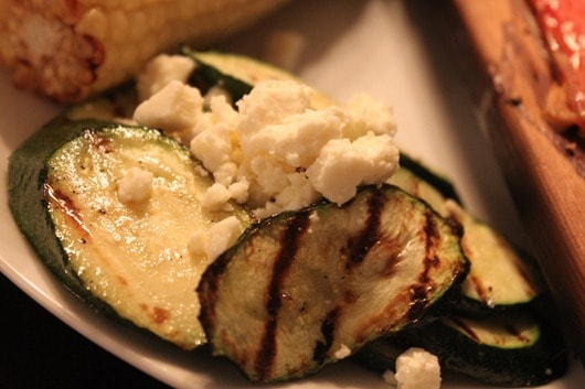 Courgettes, Zucchini's, call them what you will, they were awesome!