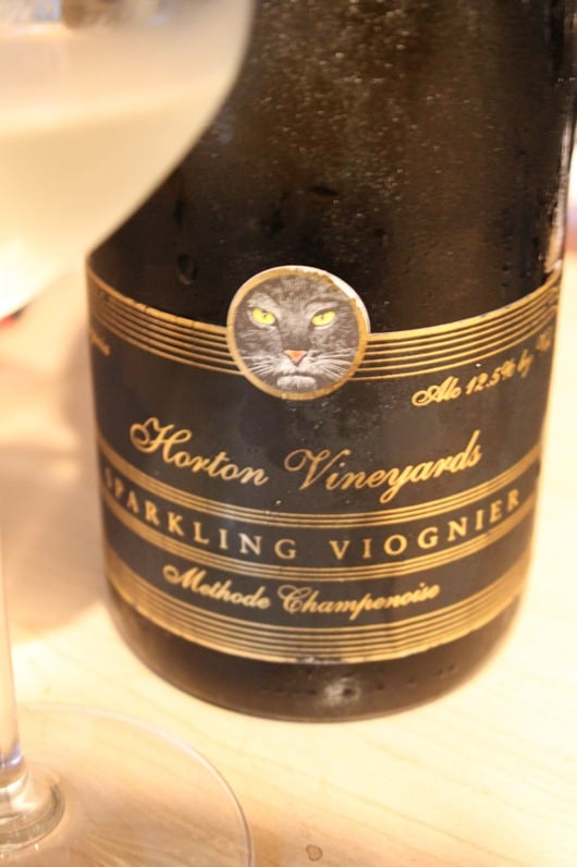 Horton Vineyards Sparkling Viognier - Methode Champenoise