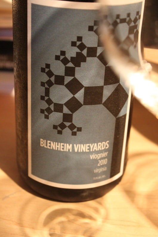 Blenheim Vineyards Viognier