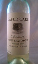 Layer Cake Virgin Chardonnay