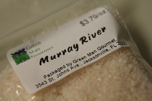 Murray River Salt from Green Man Gourmet