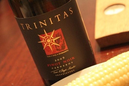 Trinitas Carneros Pinot Noir 2009