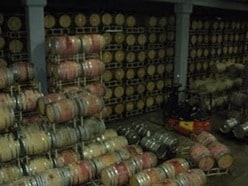 Nerdy oak barrel photo #2 I took whilst in Napa...